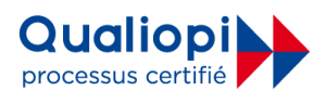 Logo certification Qualiopi